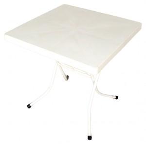 Square Plastic Table Hire - Exhibition Hire Sunshine Coast