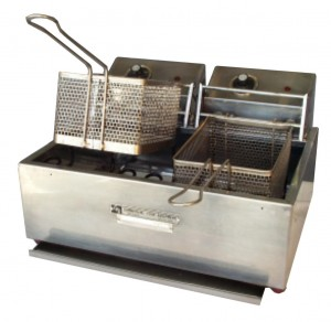Double Deep Fryer Hire - Event Hire Brisbane