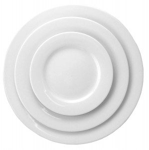 Deluxe Side Plate Hire - Event Hire Sunshine Coast