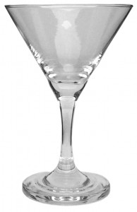 Martini Glass Hire - Exhibition Hire Brisbane