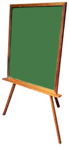 Blackboard Hire - Event Hire Gold Coast