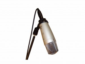 Condenser Microphone Hire - Sound & Audio Visual Hire - QLD Hire