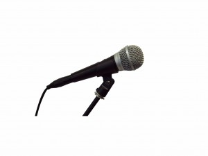 Corded Microphone Hire - Sound & Audio Visual Hire - QLD Hire