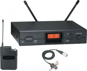 Lapel Microphone System Hire - Sound & Audio Visual Hire - QLD Hire