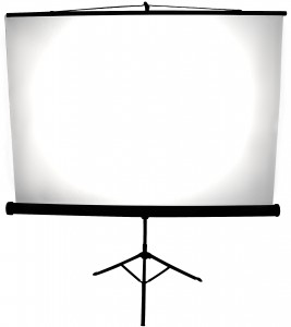 Projector Screen Hire - Sound & Audio Visual Hire - QLD Hire
