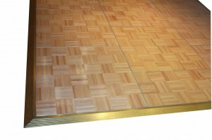 Parquetry Dance Floor Hire - Small - Event Hire Sunshine Coast - QLD Hire