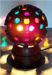 Colour Ray Disco Ball Hire - Lighting Hire Brisbane - Queensland Hire