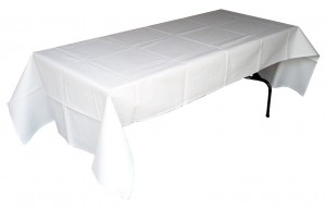 Rectangle Linen Cloth Hire - Event Hire Gold Coast