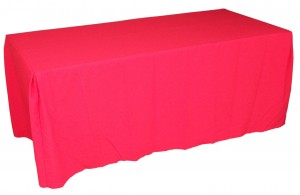 Rectangle Fitted Cloth Hire - Event Hire Gold Coast