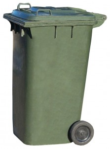 Wheelie Bin Hire - Event Hire Brisbane