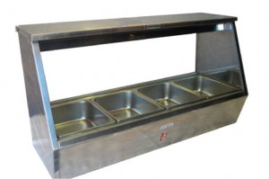 Hot Food Bar Hire (4 tray) - Event Hire Brisbane