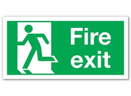 Fire Exit Sign Hire - Event Hire Brisbane - Queensland Hire